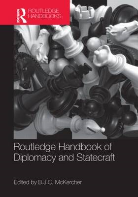 Routledge Handbook of Diplomacy and Statecraft (BOK)