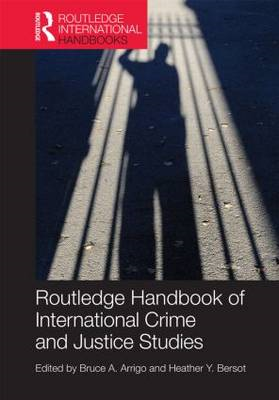 The Routledge Handbook of International Crime and Justice Studies (BOK)