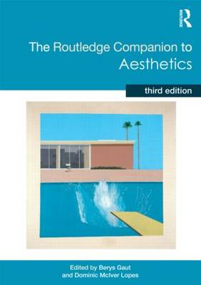 Routledge Companion to Aesthetics (BOK)