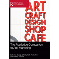 Routledge Companion to Arts Marketing (BOK)