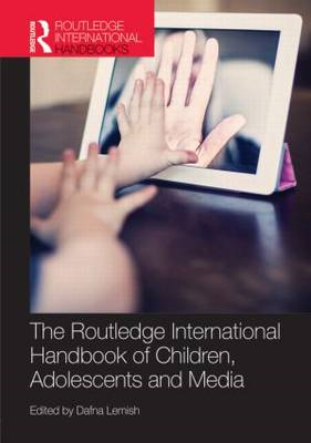 The Routledge International Handbook of Children, Adolescents and Media (BOK)