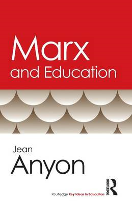 Marx and Education (BOK)