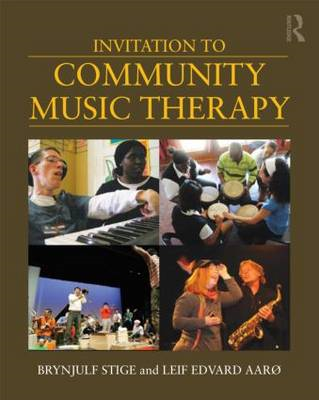 Invitation to Community Music Therapy (BOK)