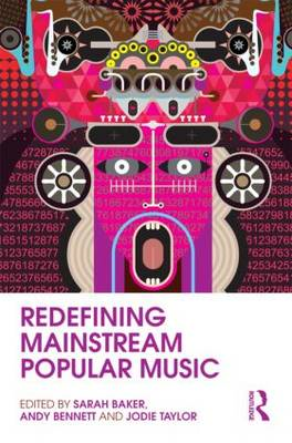 Redefining Mainstream Popular Music (BOK)