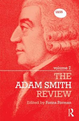 The Adam Smith Review: Volume 7 (BOK)