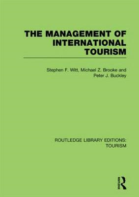 Management of International Tourism (BOK)