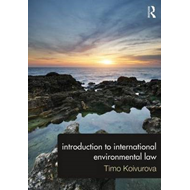 Introduction to International Environmental Law (BOK)
