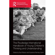 Routledge International Handbook of Young Children's Thinkin (BOK)