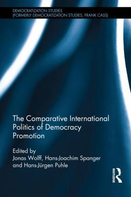 The Comparative International Politics of Democracy Promotion (BOK)