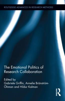 The Emotional Politics of Research Collaboration (BOK)
