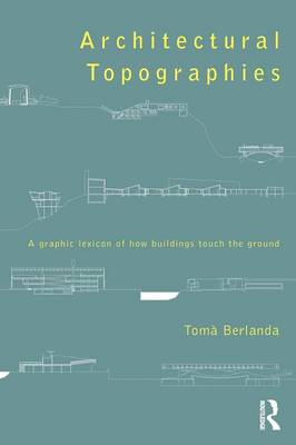Architectural Topographies (BOK)