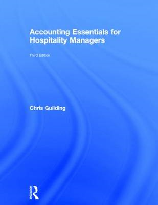 Accounting Essentials for Hospitality Managers (BOK)