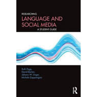 Researching Language and Social Media (BOK)