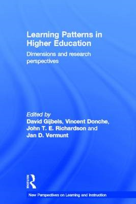 Learning Patterns in Higher Education: Dimensions and Research Perspectives (BOK)