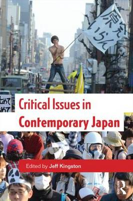 Critical Issues in Contemporary Japan (BOK)