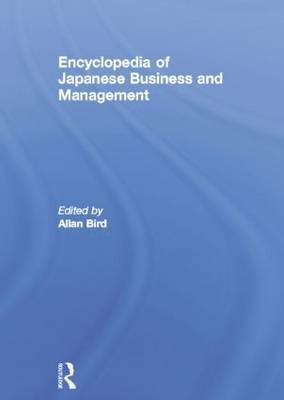 Encyclopedia of Japanese Business and Management (BOK)