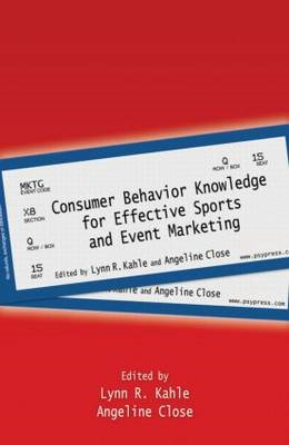 Consumer Behavior Knowledge for Effective Sports and Event M (BOK)