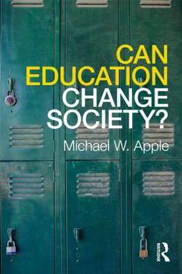 Can Education Change Society? (BOK)