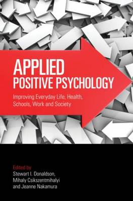 Applied Positive Psychology (BOK)