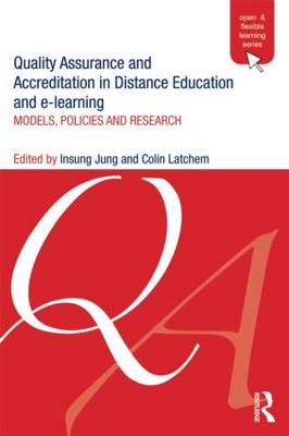 Quality Assurance and Accreditation in Distance Education an (BOK)