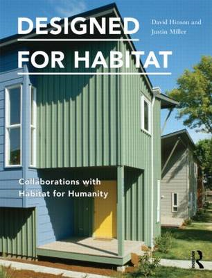 Designed for Habitat: Collaborations with Habitat for Humanity (BOK)