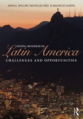 Doing Business In Latin America (BOK)