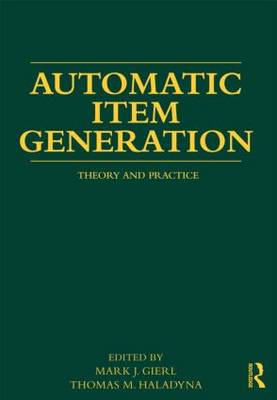 Automatic Item Generation (BOK)