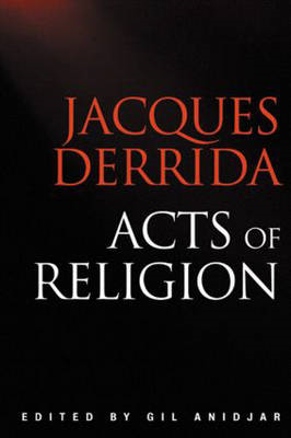 Acts of Religion (BOK)