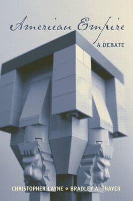 American Empire: A Debate (BOK)