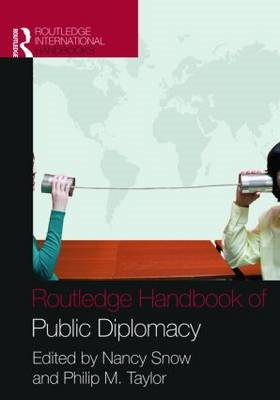 The Routledge Handbook of Public Diplomacy (BOK)