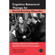 Cognitive Behavioral Therapy for Social Anxiety Disorder (BOK)