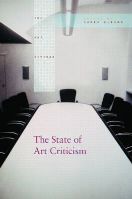The State of Art Criticism (BOK)
