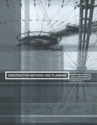Construction Methods and Planning (BOK)