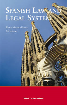 Spanish Law and Legal System (BOK)