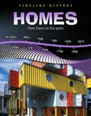 Homes: From Caves to Eco-pods (BOK)