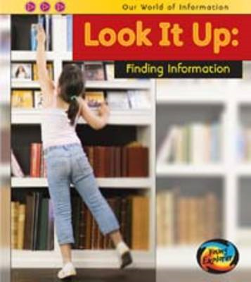 Look it Up: Finding Information (BOK)