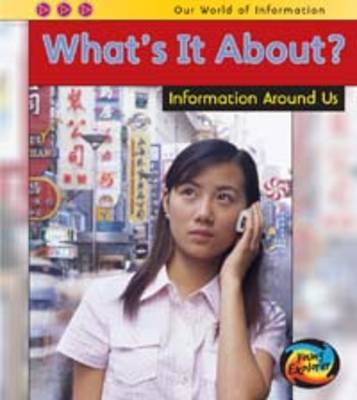 What's it About? Information Around Us (BOK)