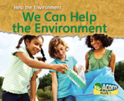 We Can Help the Environment (BOK)