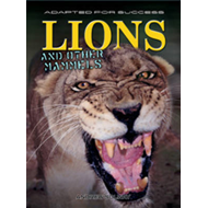 Lions and other mammals (BOK)