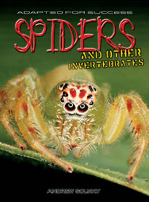 Spiders and other invertebrates (BOK)