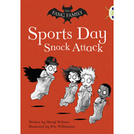 The Fang Family: Sports Day Snack Attack: Gold A/2b (BOK)
