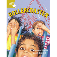 Rigby Star Guided 2 Gold Level: Rollercoaster Pupil Book (Single) (BOK)