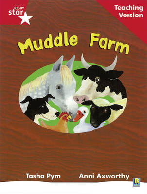 Rigby Star Phonic Guided Reading Red Level: Muddle Farm Version (BOK)