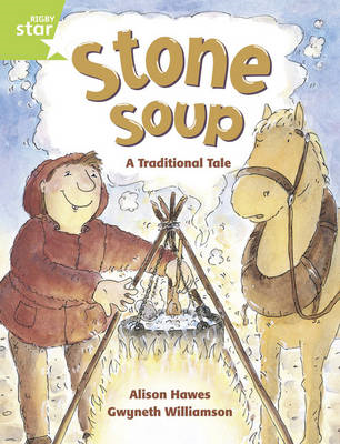 Rigby Star Guided 1/P2 Green Level: Stone Soup (6 Pack) Framework Edition (BOK)
