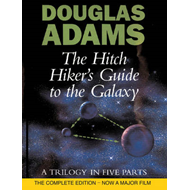The Hitch Hiker's Guide to the Galaxy: A Trilogy in Five Parts (BOK)