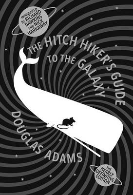 Hitch Hiker's Guide To The Galaxy (BOK)