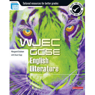 WJEC GCSE English Literature Student Book (BOK)