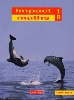 Impact Maths Pupil Textbook 1 Red (revised) (BOK)