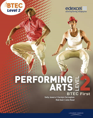 BTEC Level 2 First Performing Arts Student Book (BOK)