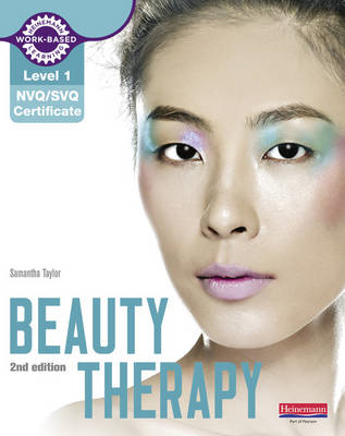 NVQ/SVQ Certificate Beauty Therapy Candidate Handbook (BOK)